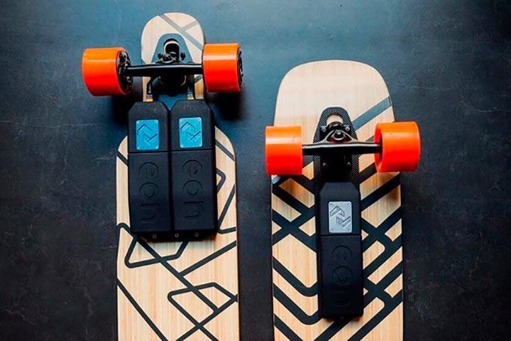 Eon сделает любой скейтборд электрическим